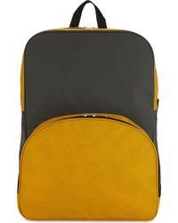 Comme des Garçons - Two-tone Backpack - Lyst