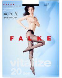 Falke - Vitalize 20 Denier Tights - Lyst