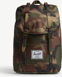 Herschel Supply Co. - . Woodland Camo Print Retreat Backpack - Lyst