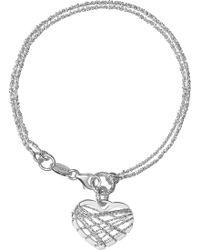 Links of London - Dream Catcher Heart Bracelet - Lyst