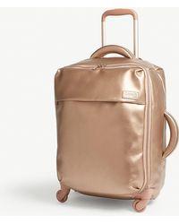 Lipault Miss Plume Spinner Suitcase 55cm - Multicolour