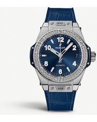 Hublot 465.sx.7170.lr.1204 Big Bang One Click Steel - Blue
