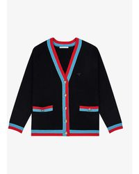 Maje My Sweetie Knitted Cardigan - Multicolour