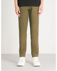 Polo Ralph Lauren - Slim-fit Stretch-cotton Chinos - Lyst