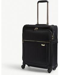 Samsonite Uplite Spinner Suitcase 55cm - Black