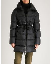 Moncler - Durbec Shell-down Coat - Lyst