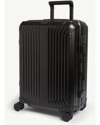 Samsonite Lite-box Hardside Four-wheel Suitcase 55cm - Black