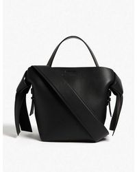 Acne Studios Musubi Micro Leather Bag - Black