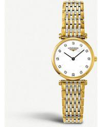 Longines L4.209.2.87.7 La Grande Classique Stainless Steel Watch - Metallic