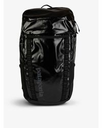 Patagonia Black Hole Recycled-polyester Logo-print Backpack 32l
