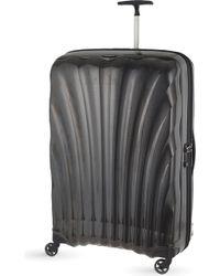Samsonite Cosmolite Four-wheel Suitcase 86cm - Black