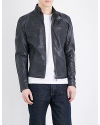 Matchless - Osborne Leather Jacket - Lyst