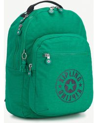 Kipling - Clas Seoul Water-repellent Backpack - Lyst