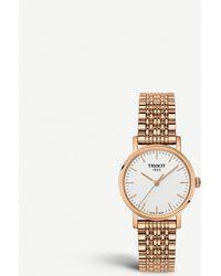 Tissot Everytime Bracelet Watch - Metallic