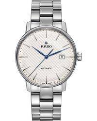 Rado - R22876013 Coupole Classic Stainless Steel Watch - Lyst