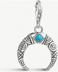 Thomas Sabo - Tiger's Tooth Sterling Silver Charm - Lyst