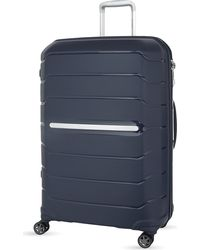 Samsonite Flux Four-wheel Suitcase 75cm - Black