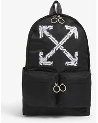 Off-White c/o Virgil Abloh X Tape Backpack - Black