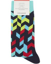 Björn Borg - Cotton-blend Ankle Socks - Lyst