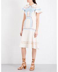 Temperley London | Juniper Embroidered Dress | Lyst