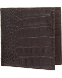 Smythson - Mara Leather Wallet - Lyst