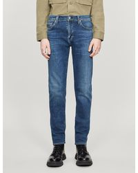 Citizens of Humanity London Slim-fit Tapered Jeans - Blue