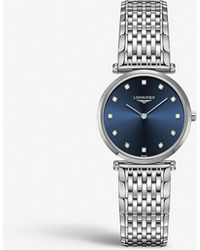 Longines L45124976 La Grande Classique Stainless Steel Watch - Metallic