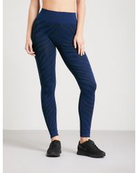 Laain - Karina Stretch-jersey Leggings - Lyst