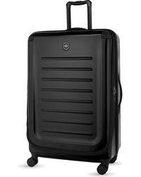 Victorinox Spectra 2.0 Expandable Four-wheel Suitcase 82cm - Black