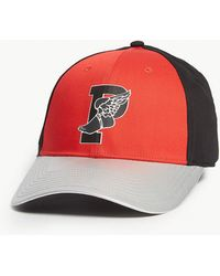 51a15e69519 Lyst - Polo Ralph Lauren P-wing Logo Cap in Black for Men