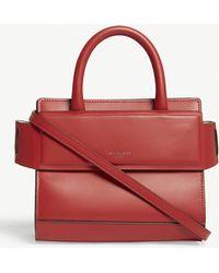 Givenchy - Nano Horizon Leather Shoulder Bag - Lyst