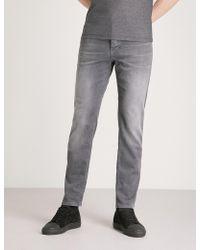 BOSS Orange - Slim-fit Tapered Jeans - Lyst