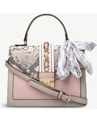 ALDO - Glendaa Faux-leather Cross-body Bag - Lyst
