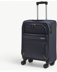 American Tourister - Summer Voyager Four-wheel Cabin Suitcase 55cm - Lyst