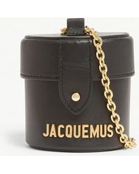Jacquemus - Vanity Micro Cross-body Bag - Lyst