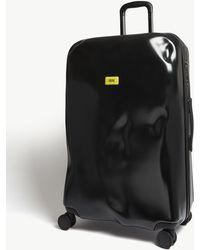 Crash Baggage Icon Four-wheel Suitcase 79cm - Black
