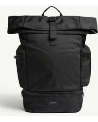 Sandqvist - Black Verner Backpack - Lyst