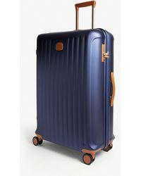 Bric's Capri Four-wheel Suitcase 78cm - Blue