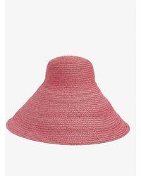 Jacquemus Le Chapeau Valensole Sun Hat - Pink