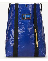 ADER error Shell Shoulder Bag - Blue