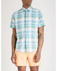 Polo Ralph Lauren - Checked Relaxed-fit Cotton Shirt - Lyst