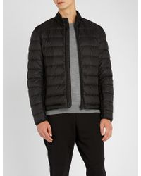 Belstaff - Ryegate Quilted Shell Jacket - Lyst