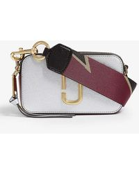 Marc Jacobs Snapshot Leather Cross-body Bag - Multicolour