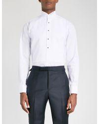 Thomas Pink - Wing Evening Super Slim Fit Dc Shirt - Lyst