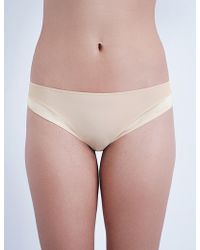 Implicite - Néon Stretch-jersey Bikini Briefs - Lyst