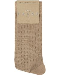 Falke - No 2 Silk Sock - Lyst