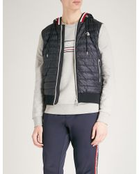 Moncler - Hooded Quilted Down Jacket - Lyst