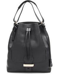 Smythson - Berkeley Leather Backpack - Lyst