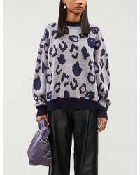 Anine Bing Raigh Pullover - Multicolor