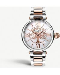 Thomas Sabo - Wa0315 Karma Glam And Soul Stainless Steel Watch - Lyst